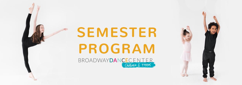 Semester Program Web Header 2020