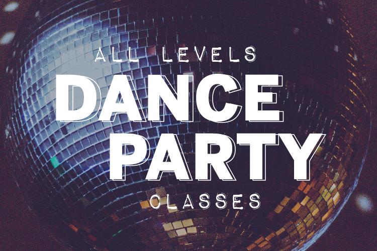 Dance Party Classes