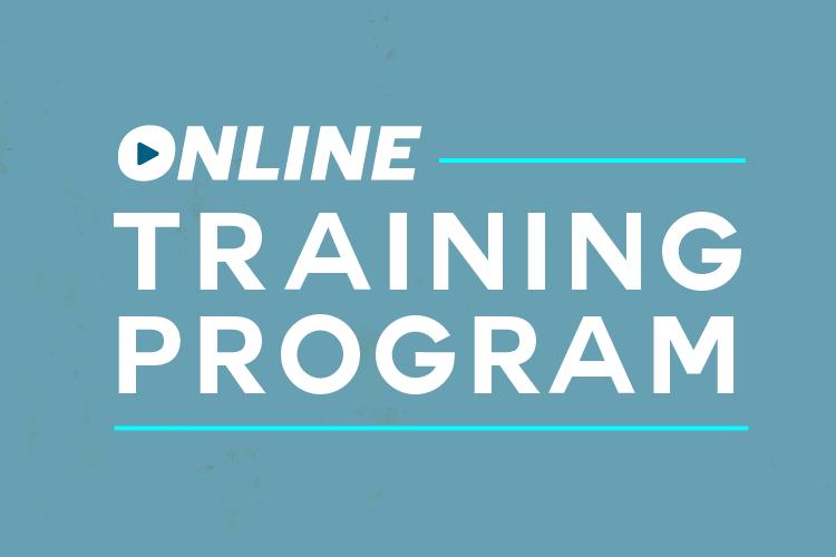 Online Training Program